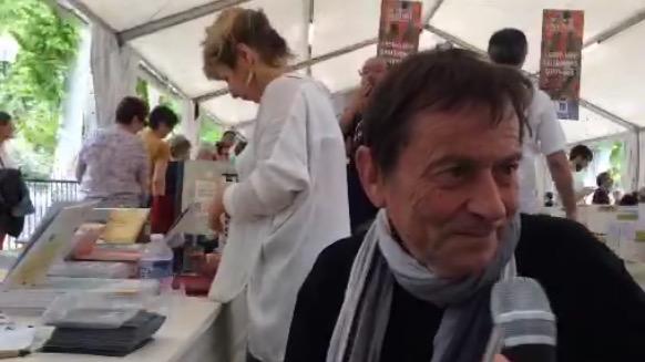 Michel Torres à la Comédie du LIvre